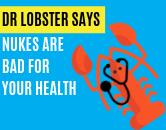 DR LOBSTER SAYS